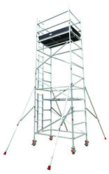 Aluminium Mobile Tower Scaffolding