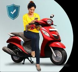 Two Wheeler And Four Wheeler Insurance Agency, Pan India, One Year
