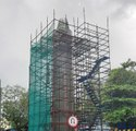 Metro Scaffolding With Staicash