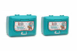 Buddsbuddy Combo of 2 Baby Skincare Wet Wipes Canister-50pcs