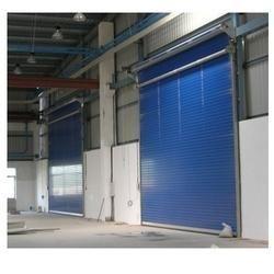 Industrial Aluminium Roller Doors