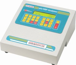 ANALAB pH/mV/Temp/ORP Analyzer