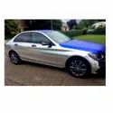 Vinyl Vehicle Wraps Silver Matt Chrome