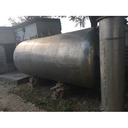 2500 Litre Stainless Steel Chemical Tanks