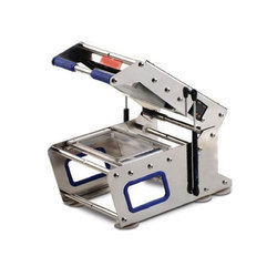 Rectangular Tray Sealer