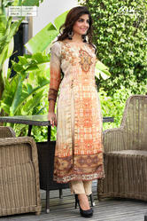SLIT-CUT PARTY WEAR KURTI