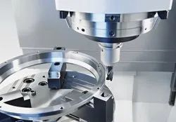 VMC Milling Machined Components