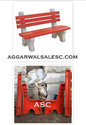 Fiber Mould For Bench