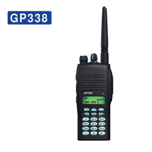 Motorola Gp 338 Radio