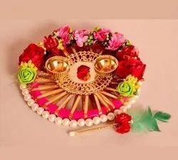 Roli Chawal Tilak Platter