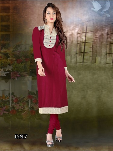 69d36b12d7 Cotton Stretchable Designer Kurtis, Rs 399 /piece, R AND D CREATION ...