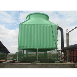 Pultruded FRP Cooling Towers