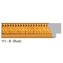 111-B Series Synthetic Photo Frame Molding