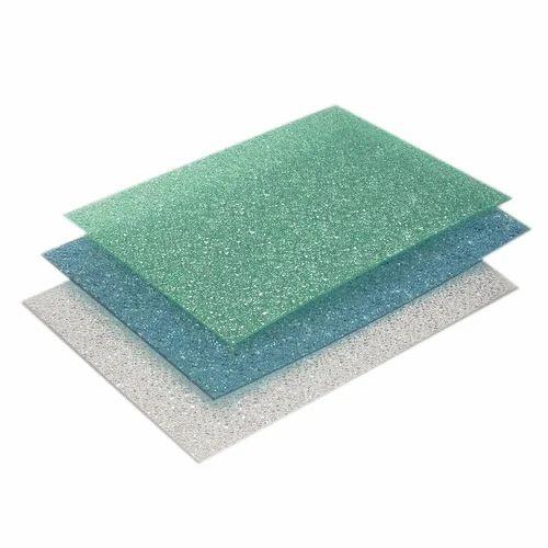 Colored Embossed Polycarbonate Sheet at Rs 245 /kilogram | Embossed ...