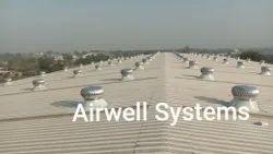 Powerless Turbo Air Ventilators
