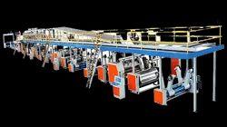 Automatic Corrugation Plant-5 Ply Unit