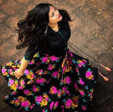 Ladies Party Wear Gown At Rs 2200 Piece ल न ग ग उन