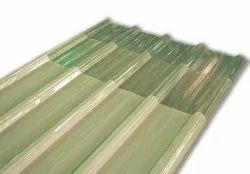 Polycarbonate Sheet UV protected Polycarbonate Roofing Sheet, Features: Thermal Resistance