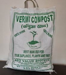 Agriculture Organic Vermicompost