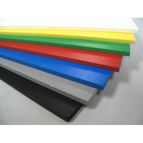 Square Colored High Density Polyethylene Sheet Thickness