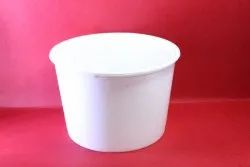 White Plastic Food Containers