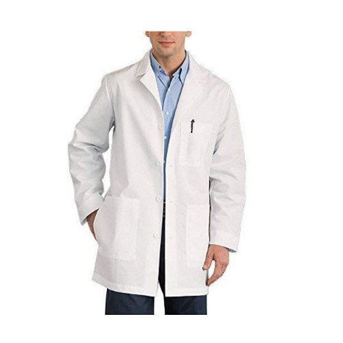 Polyester Cotton Lab Coat