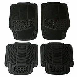 Rubber Black Floor Car Mat