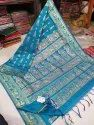 Fabulous Traditional Baluchari Silk Handloom Saree