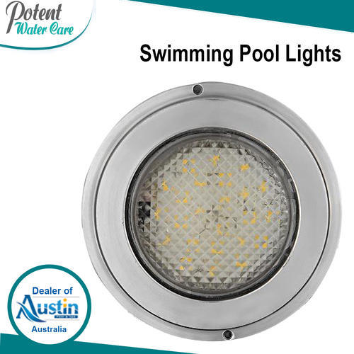 Swimming Pool Underwater Lights - Waterproof LED Light ...