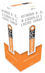 Multivitamin & Multimineral Syrup (mix Fruit)