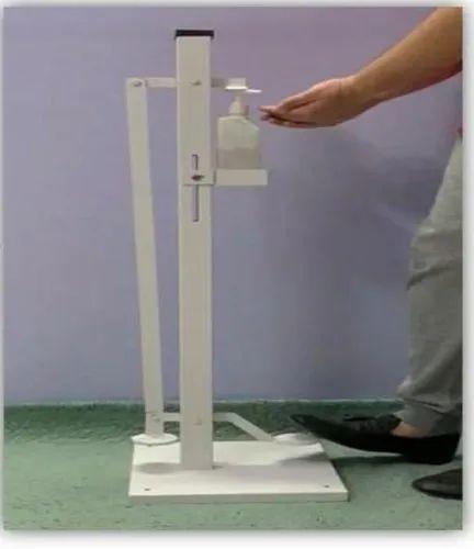 Touchless Foot Press Sanitizer Dispenser