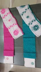 Cotton Tie Dye Dress Material