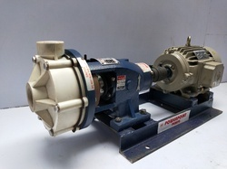 3 HP PP Acid Pump