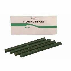 Green Tracing Sticks
