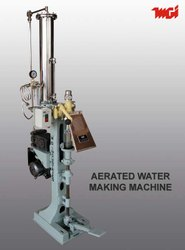 Aerated Water Making Machine