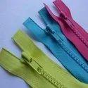 Plastic Zipper No 3