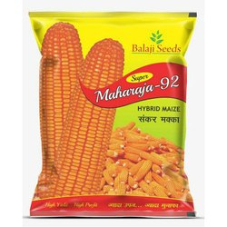 Maharaja 92 Hybrid Maize Seeds, For Sowing, Packaging Size: 4 Kg