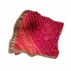 Cotton Bandhani Fancy Dupatta