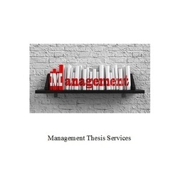Management Thesis Services