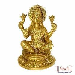 Brass Lakshmi Murti