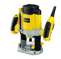 Stanley 1200W Plunge Router, Warranty: 1 year