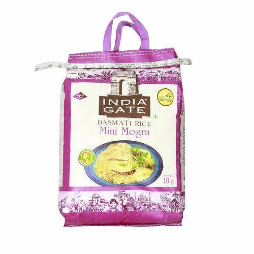 10kg India Gate Mini Mogra Basmati Rice - Eminence
