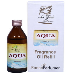 Aqua Fragrance Oil Refill