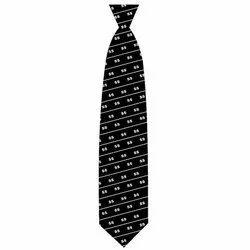 Jacquard Fabric Tie