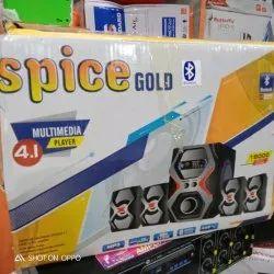 Spice Gold Speaker