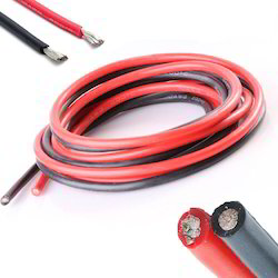 High Temperature Silicone Rubber Cable