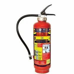 Dry Powder Fire Extinguisher, Capacity: 6kg
