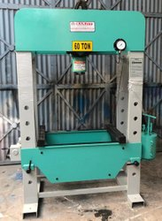 Hand Operating Hydraulic Press Machine 60 Ton