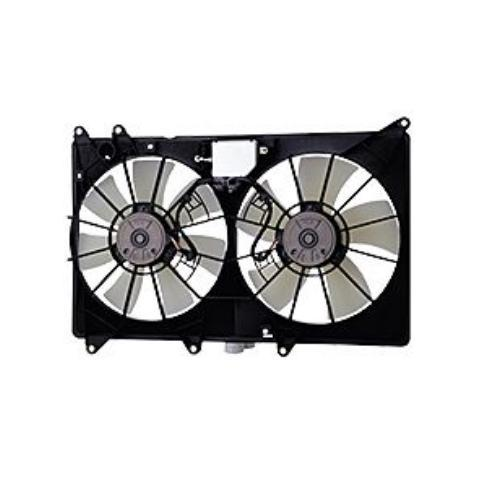 Denso Black And Grey Cooling Fan, Denso Kirloskar Industries