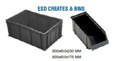 ESD Crate Bins